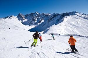 Зимние курорты и горнолыжный отдых