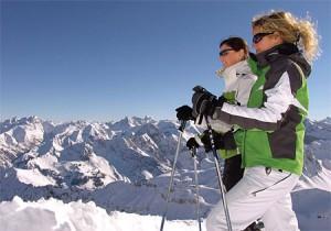 Фитнес клуб как подготовка к горнолыжному курорту