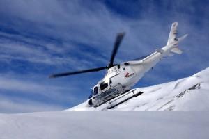 Вертолетное катание Хели-ски