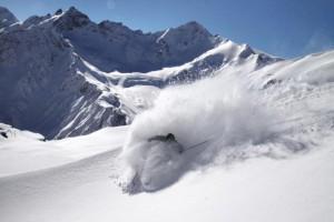 Как выжить в снежной лавине