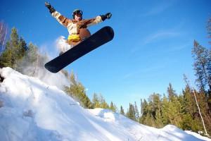 Спортивное питание для сноубордистов