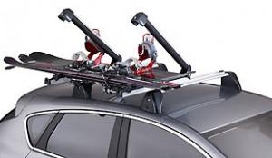 Как перевезти сноуборд на автомобиле?